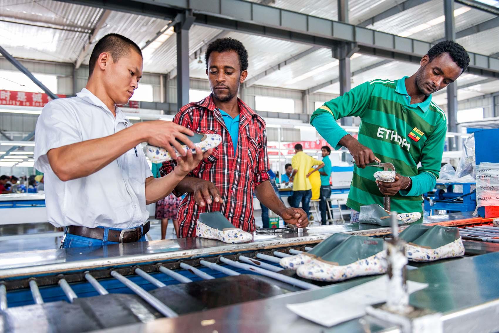 Ethiopian rising textile industry – Compass Media